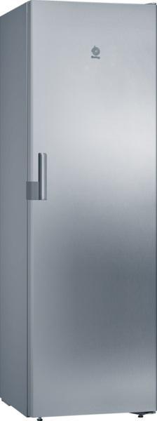 Balay 3gfb642me - congelador vertical en acero mate 186x60cm