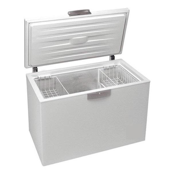 Congelador beko hm130520 horizontal blanco clase a+ luz