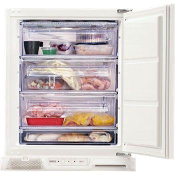 Congelador integrable zanussi zuf11420sa