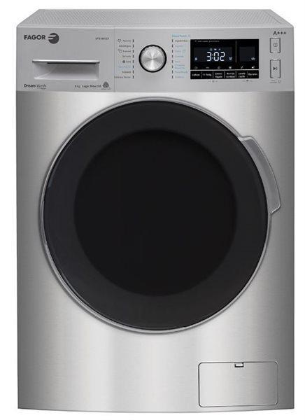 Fagor 3fe-8612x - lavadora 8kg 1200rpm con vapor clase a+++