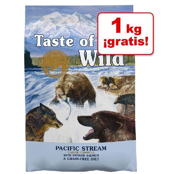 Taste of the wild 12,2 kg pienso para perros en oferta: 1 kg