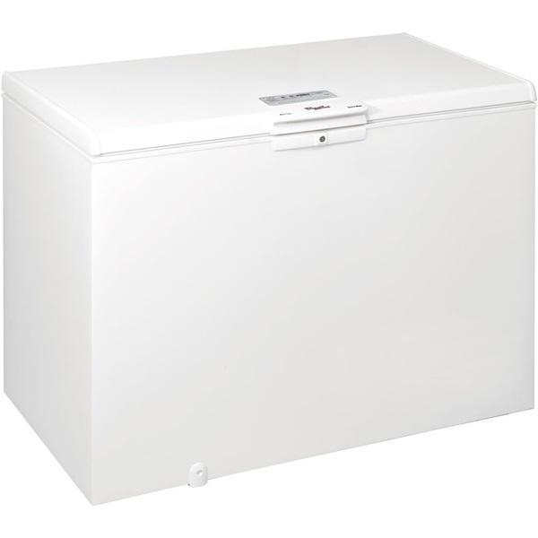 Whirlpool whe39352fo - congelador horizontal 140x92cm clase