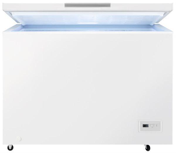 Zanussi zcan31fw1 - arcón congelador 308l 84,5x112cm