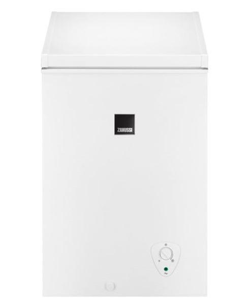 Zanussi zfc1040wa - congelador bajo encimera 83.6x56.2 cm