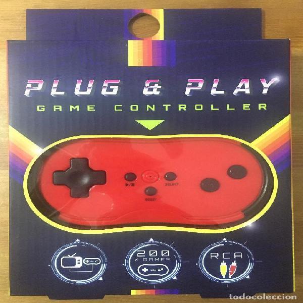 Arcade plug & play game consola 200 juegos
