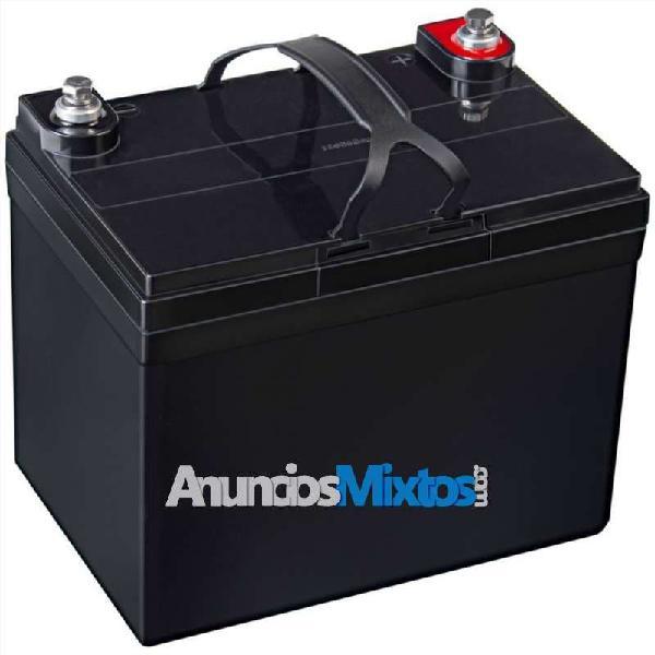 Batería recargable plomo-ácido 12v/33ah
