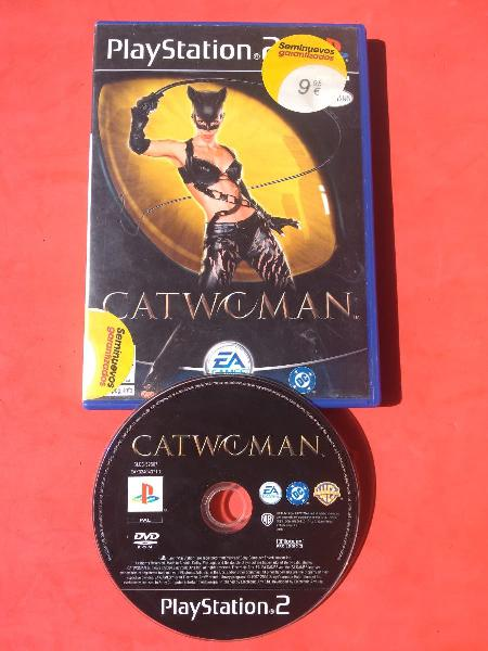 Catwoman ps2