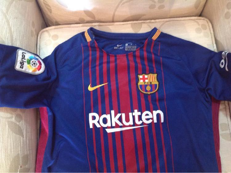 Camiseta 1 equipacion barcelona 2017-2018 neymar