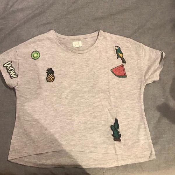 Camiseta corte inglès