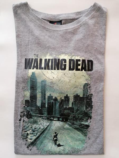 Camiseta the walking dead talla xl nueva