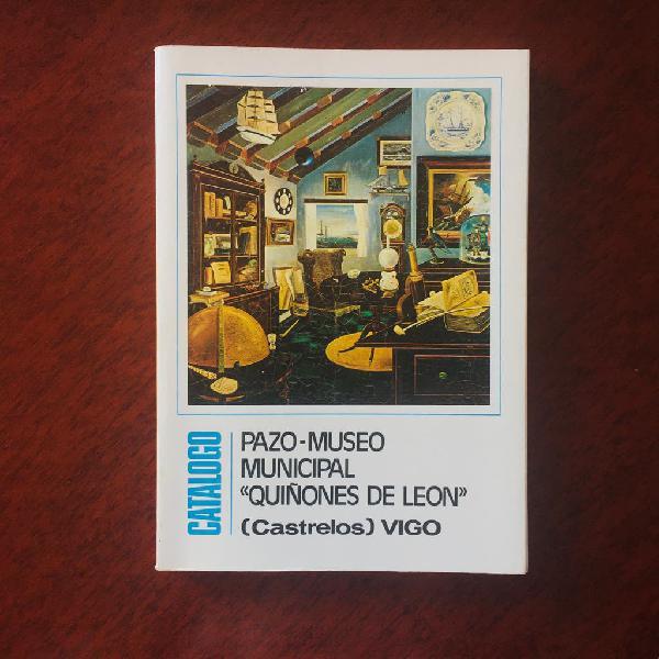 Catálogo museo municipal quiñones de león, 1978