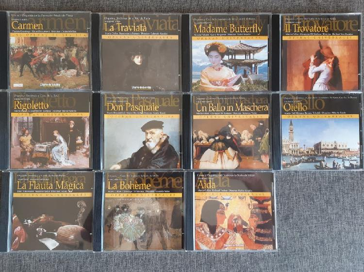 Colección óperas universales