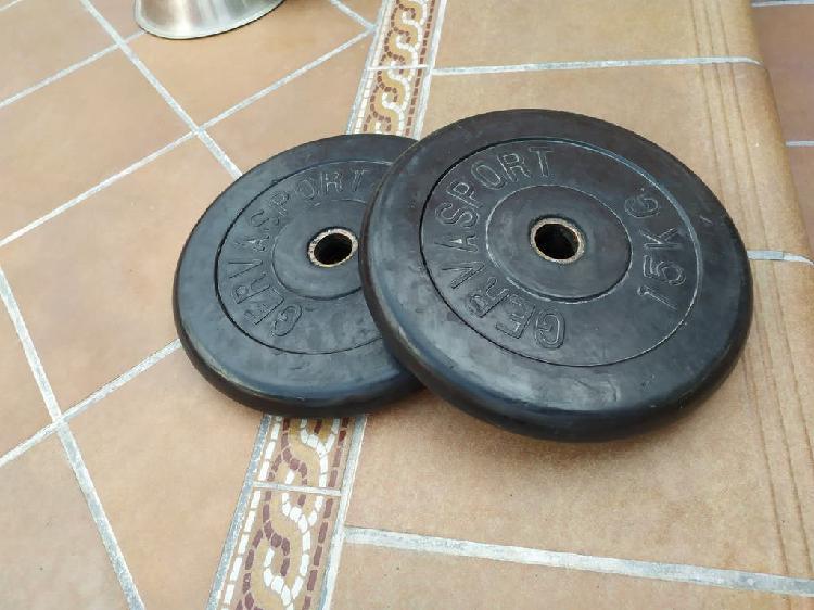 Discos 15 kg