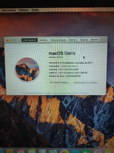 Ganga*** macbook pro (principio de 2011)