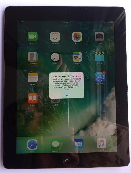 Ipad apple (4 gen) (wi-fi) (a1458) 16gb