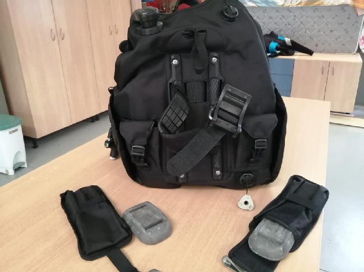 Jacket buceo (disponible en blanes o envio)