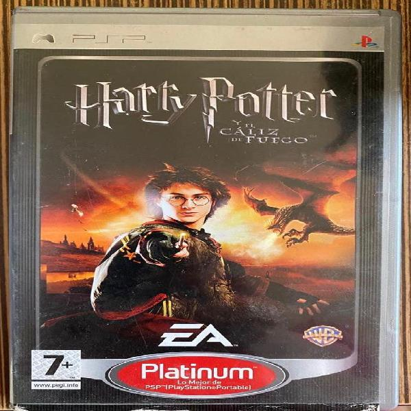 Juego psp play station portable harry potter