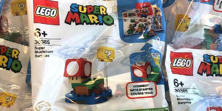 Lego súper mario polybag