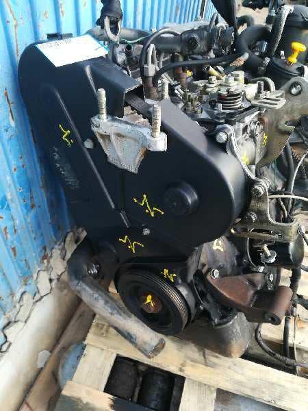 Motor completo citroen c15 c 15rd año 1994.