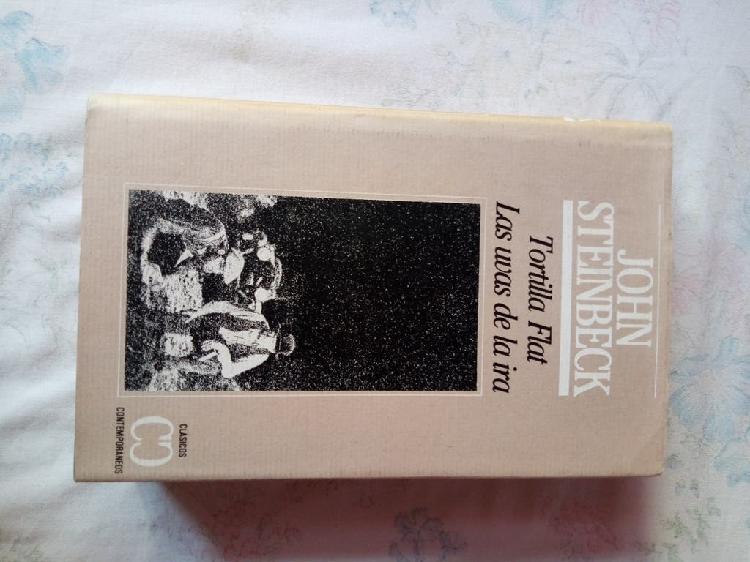 Novelas varias de john steinbeck