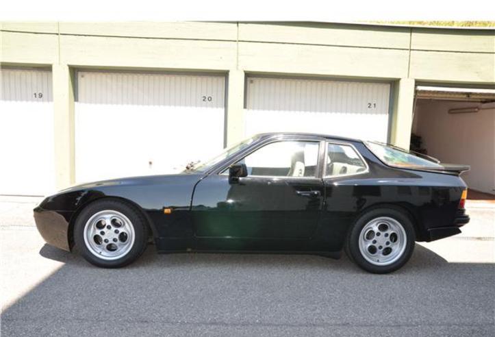 Porsche 944 turbo