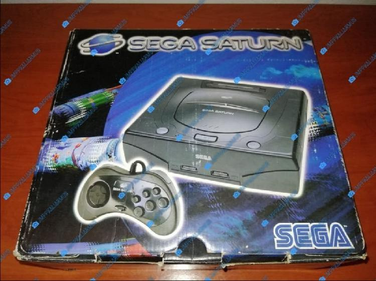 Sega saturn y 17 juegos - torico - guardian heroes