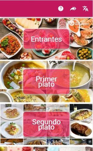 Sistema de cartas online para restaurantes