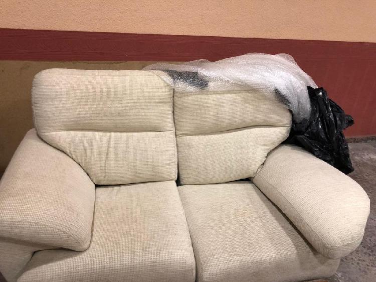 Sofa 2 plazas + traslado