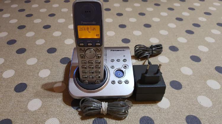 Teléfono inalambrico de sobremesa panasonic