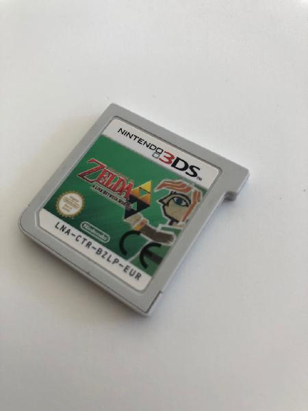 Zelda - nintendo 3ds