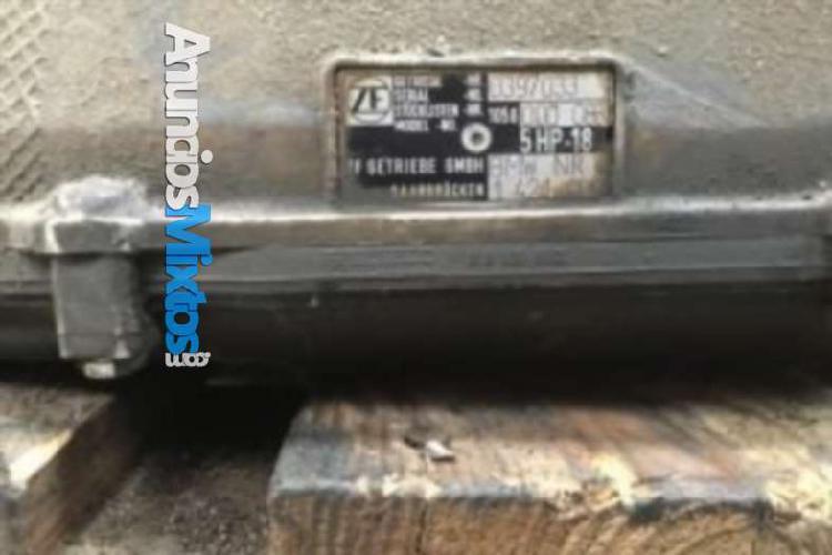 Caja cambios auto bmw (e36) 0397033