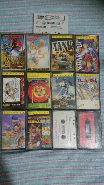 Juegos amstrad cpc