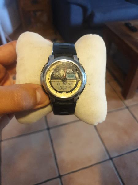 Reloj casio aqf-102w sensor vintage