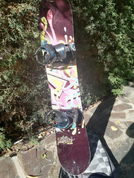 Tabla snowboard marca rossignol
