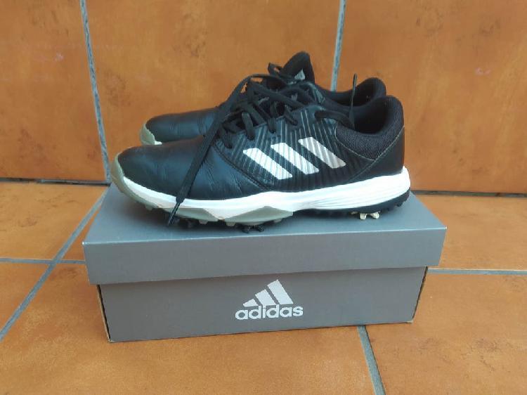 Zapatos golf niño marca adidas número 38 en perfec