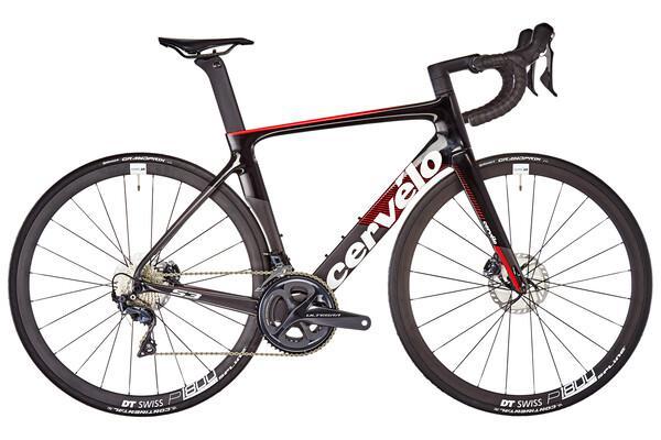 Bicicleta de carrera cervélo s3 disc shimano ultegra 8000
