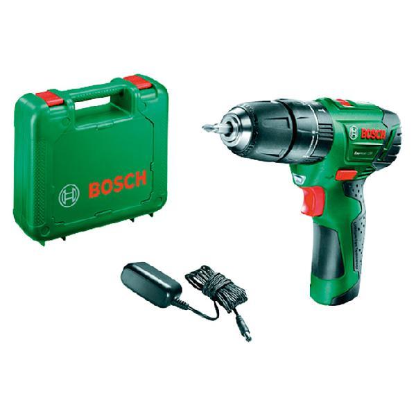 Bosch taladro atornillador de batería easydrill 1200 + set