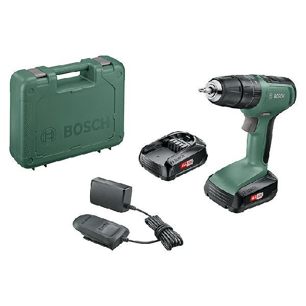 Bosch taladro atornillador de batería universalimpact 18