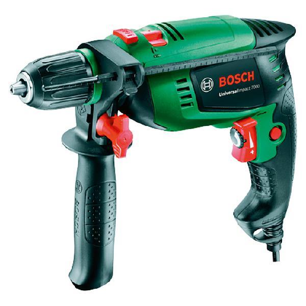 Bosch taladro percutor universal impact 7000
