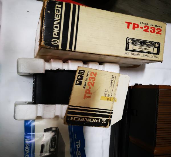 Cassette par coche pioneer tp 233 8 pistas
