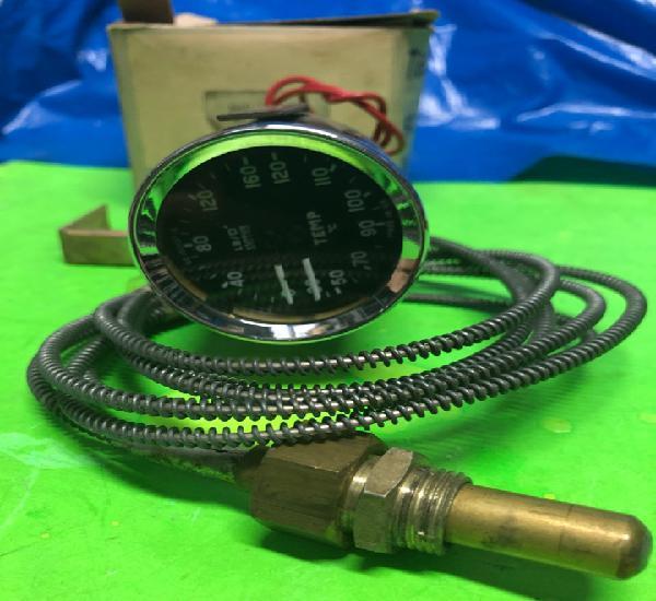 Equipo medición temperatura aceite y agua- tractor