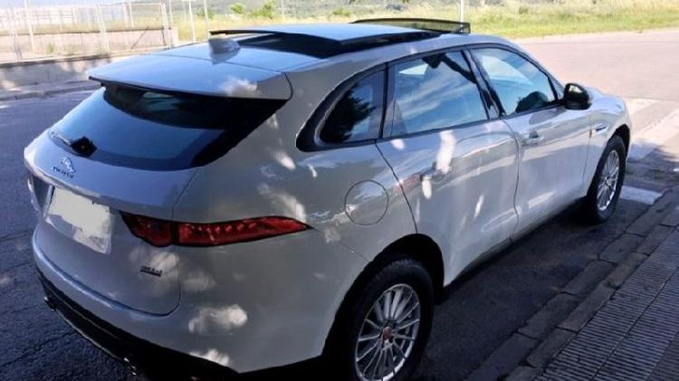 Jaguar f-pace 3.0tdv6 pure aut. awd