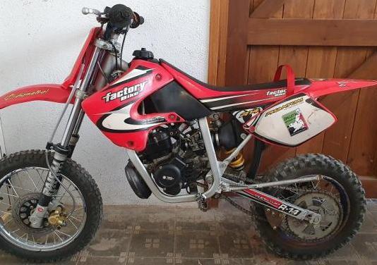 Moto infantil factory bike phantom rc 14
