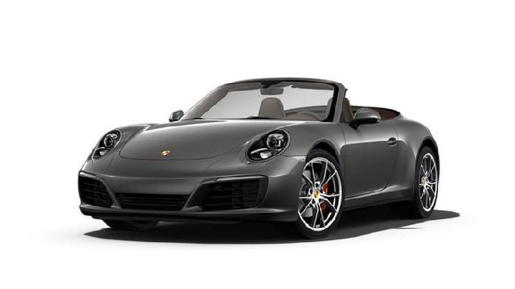 Porsche 911 carrera 4 s cabriolet