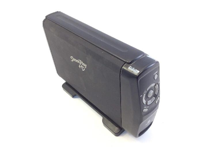 Disco duro multimedia iomega screen play hd