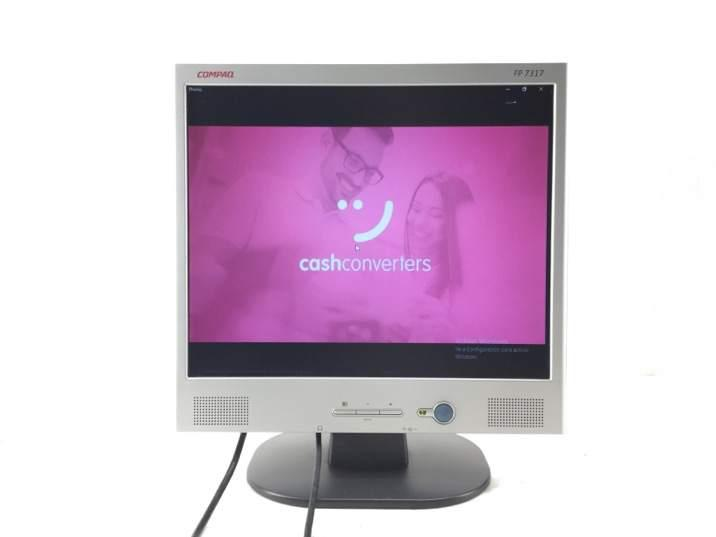 Monitor tft compaq fp7317 17 lcd