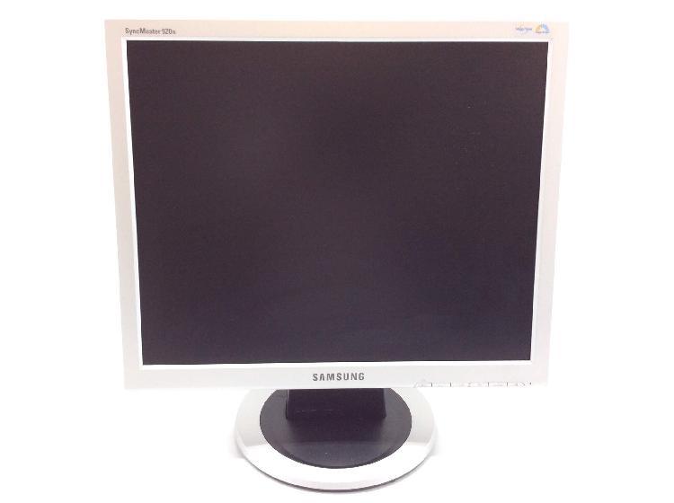 Monitor tft samsung syncmaster 920n