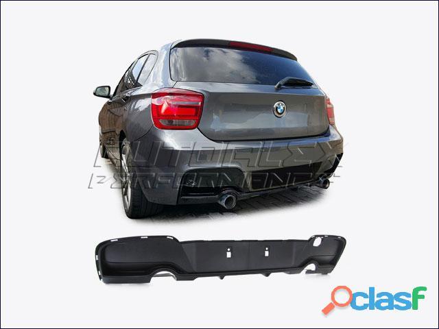 Difusor Pack M BMW F20 + F21