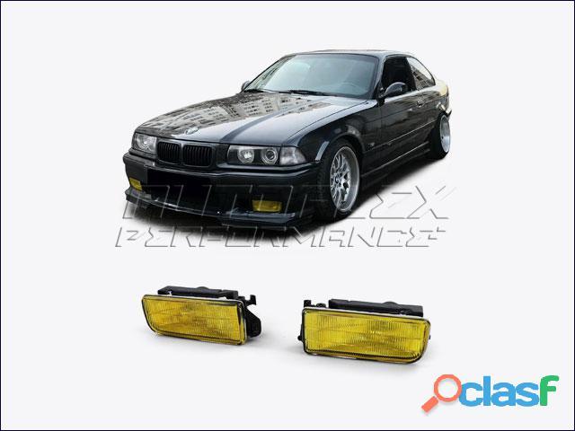 Faros Antiniebla BMW E36 Amarillos