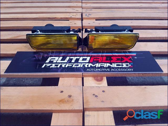 Faros Antiniebla BMW E36 Amarillos 2